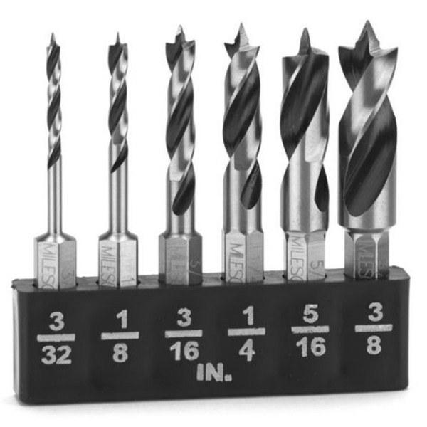 3//8 Rod Drilling Jig with 3//32 Drill Bit Kit
