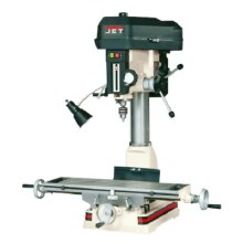 JMD-18, MILL/DRILL MACHINE