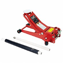 2 TON FLOOR JACK, LOW BODY