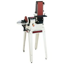 "6x48 BELT, 9"" DISC SANDER WITH OPEN STAND"