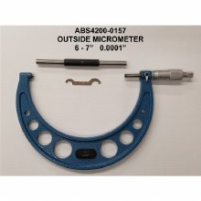 "6 - 7"" OUTSIDE MICROMETER"
