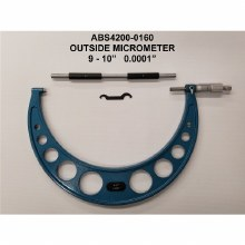 "9 - 10"" OUTSIDE MICROMETER"