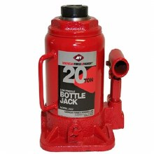 BOTTLE JACK 20 TON SHORT BODY