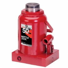 BOTTLE JACK 50T w/1PC HANDLE