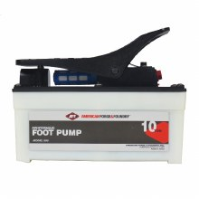 10 TON AIR HYDRAULIC FOOT PUMP