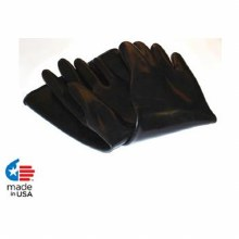 "18"" RUBBER BLAST GLOVES (PAIR)"