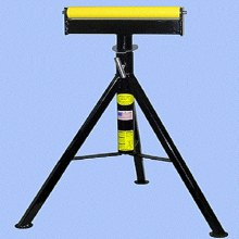 BAR STOCK ROLLER STAND