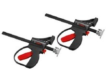 TRACK SAW QUICK CLAMPS
