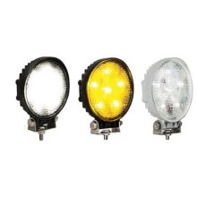 CLR LED LIGHT 3WATT 12-24VDC