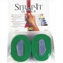 2- 6' GREEN WEB TIE DOWN STRAP