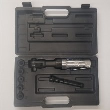 "3/8"" AIR RATCHET WITH SOCKETS & FLASHLIGHT"