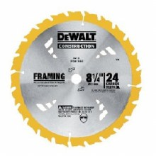 "8-1/4"" 40T Thin Kerf Saw Blade"