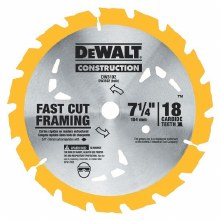 "7-1/4"" 18T Thin Kerf Saw Blade"