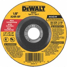 "4 1/2"" METAL CUTTING WHEEL"