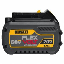 FLEXVOLT 20/60V BATTERY NO BOX