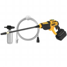 20V 550 psi C/L Cleaner BARE