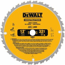 "12"" 32TPI CONSTRUCTION SAW BL"