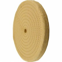 "10"" CLOTH BUFFING WHEEL"
