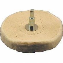 "3"" BUFFING WHEEL W/ MANDREL"