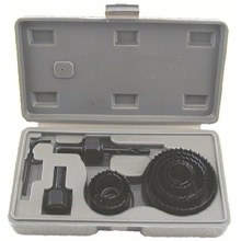 11PC HOLESAW SET
