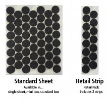 TRACTION DOTS PACK OF 56