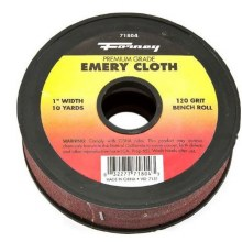 "EMERY CLOTH 1""X10YD 120 GT"