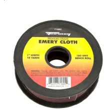 "EMERY CLOTH 1""X10YD 180 GT"