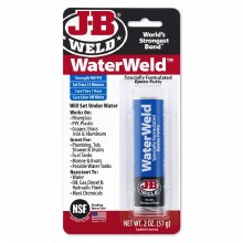WATERWELD EPOXY PUTTY 2OZ