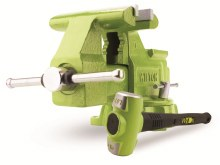 "6-1/2"" BENCH VISE & 4# SLEDGE HAMMER KIT"