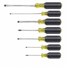 7PC SCREWDRIVER SET CUSH GRIP
