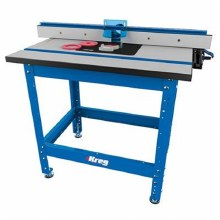 NEW PRECISION ROUTER TABLE SYS