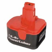 14.4V BATTERY FOR POWER LUBER