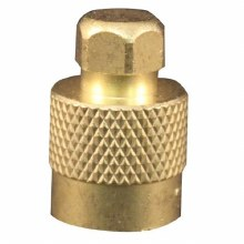 BRASS SD TYPE VALVE CAPS
