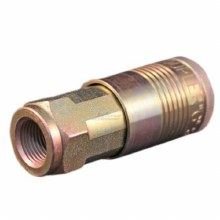 3/8 NPT G STYLE FEMALE COUPLER