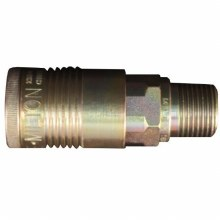 "1/2"" NPT G STYLE MALE COUPLER"