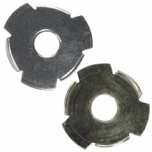 "2"" to 1/2"" METAL ADPTR (pair)"