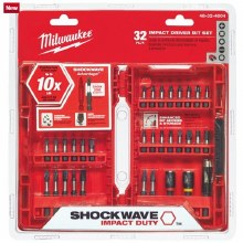 32PC SHOCKWAVE DRIVER BIT SET
