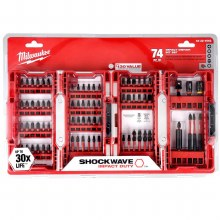 74PC SHOCKWAVE IMPACT SET