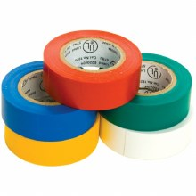 5PK COLORED ELECTRICAL TAPE