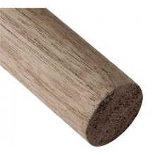 """WALNUT DOWEL ROD - 3/8"""""""