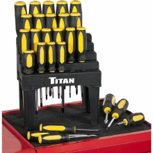 26PC SCREWDRIVER SET IN STAND