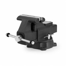 """5"""" PRO FORGED BENCH VISE"""