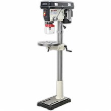 "17"" FLR MODEL DRILL PRESS 1HP"