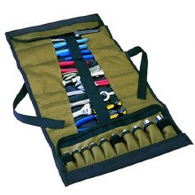 32 PKT SOCKET & TOOL ROLL