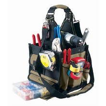 28 PKT ELECTRICIAN TOOL POUCH