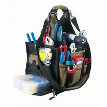 23 PKT ELECTRICIAN TOOL POUCH