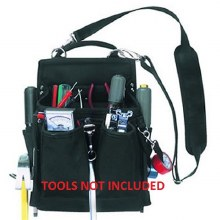 20 PKT ELECTRICIANS TOOL POUCH