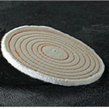 "8"" x 1/2"" x 1/2"" HOLE BUFFING WHEEL"