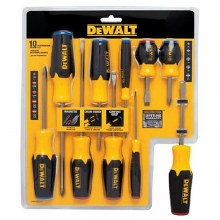 10PC INSUL SCREWDRIVER SET