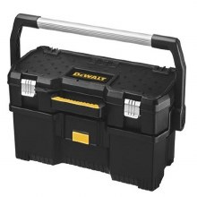POWER TOOLS CASE w/REMOV TOTE